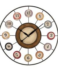 8 Ball Wall Clock by