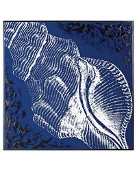 Cone Shell Print by