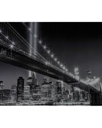 Williamsburg Bridge-Williamsburg Bridge Image Printed On Glass by