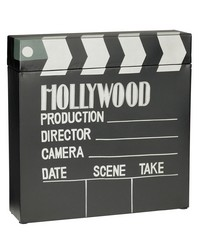 Movie Clapper Keeper by