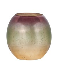 Baja Bowl 8-Inch Glass Votive by
