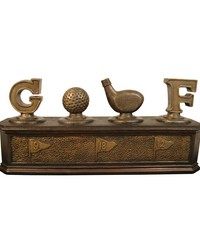 Golf Lovers Box by