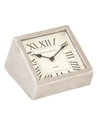 Square Desk Top Clocks by