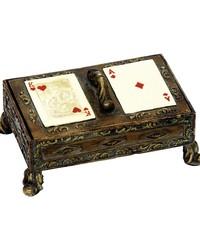 Gameroom Card Box by