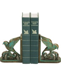 Pair of Chastain Bookends by
