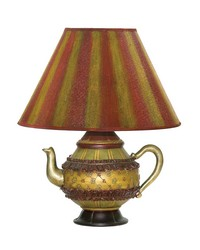 Tolbert Teapot Accent Lamp by