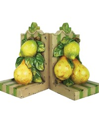 Le Jardin Bookends by