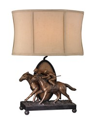 Winning Post Accent Lamp by