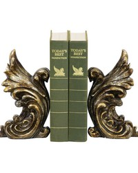 Pair of Gothic Gargoyle Bookends by