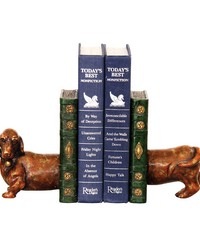 Pair of Peppy Bookends by