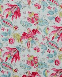 Multi Modern Floral Fabrics  Chiara 11 Multi