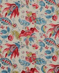 Modern Floral Fabrics  Chiara 533 Americana