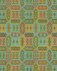 Multi Navajo Print Fabric  Kedar 100 Multi