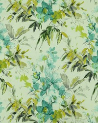 Modern Floral Designs Fabric  Nadine 592 Spa