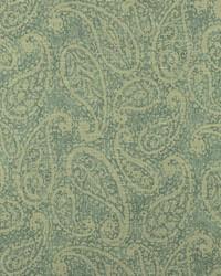 Classic Paisley Fabric  Nesling 506 Vapor