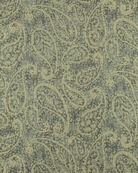 Grey Classic Paisley Fabric  Nesling 999 Slate