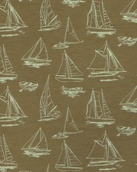 Boats and Sailing Fabric  SD spindrift 13 Raffia