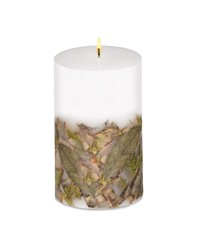Candle - 4x6 Birch  Moss by