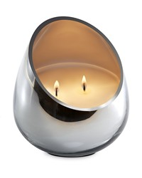 Candle - Vanilla Absolute Chrome Glass  by
