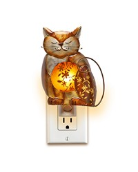 Cat Nightlight by