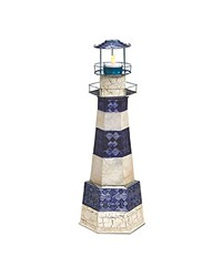 Corfu Lighthouse Tealight Holder by