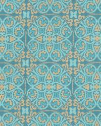 Bukhara Aquamarine by