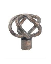Basket Finial Bronze by  Stout Hardware
