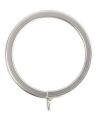 Flat Lined Rings Pewter Pack of 10 by