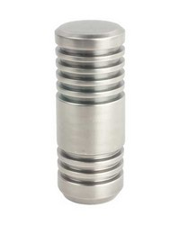 Cylinder Finial Pewter by