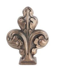 Trefoil Finial Bronze by