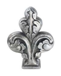 Trefoil Finial Silver by