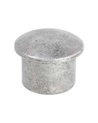 End Cap Silver by