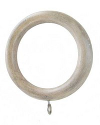 Standard Curtain Rings Ash 7 Pack by