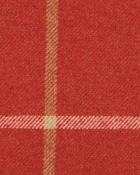 Helios Plaid Lacquer Red by