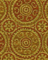 Red Suzani Fabric  Elegant Suzani Tuscan
