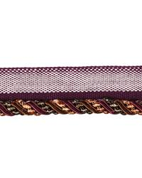 Purple Fabricut Trim Fabricut Trim Cruise Plum