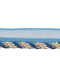 Blue Fabricut Trim Fabricut Trim Cruise Calypso