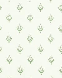 Small Print Floral Fabric  Ponderosa Pine Dew