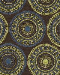 Suzani Fabric  Circle Art Classic