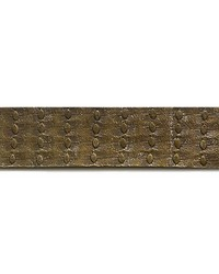 Cuir Relief Border Bronze by