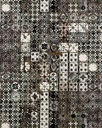 Azulejos Tapestry Brun by