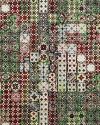 Azulejos Tapestry Laque by