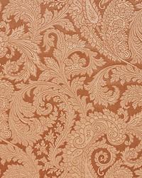 Palermo Velvet Paisley Copper by