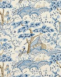 Kelmescott Hand Block Print Porcelain by