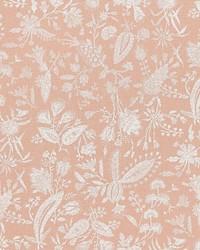 Tulia Linen Print Blush by