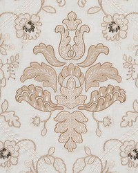 Isabella Embroidery Champagne by