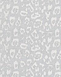 Leopard Linen Sheer Ivory by