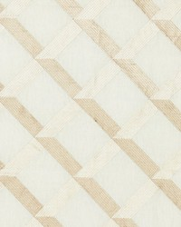 Lattice Embroidery Alabaster by