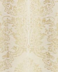Sorrento Linen Damask Parchment by