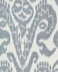 Bukhara Silk Ikat Indigo by